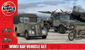 WWII RAF Vehicle Set ( Brand new in Box )